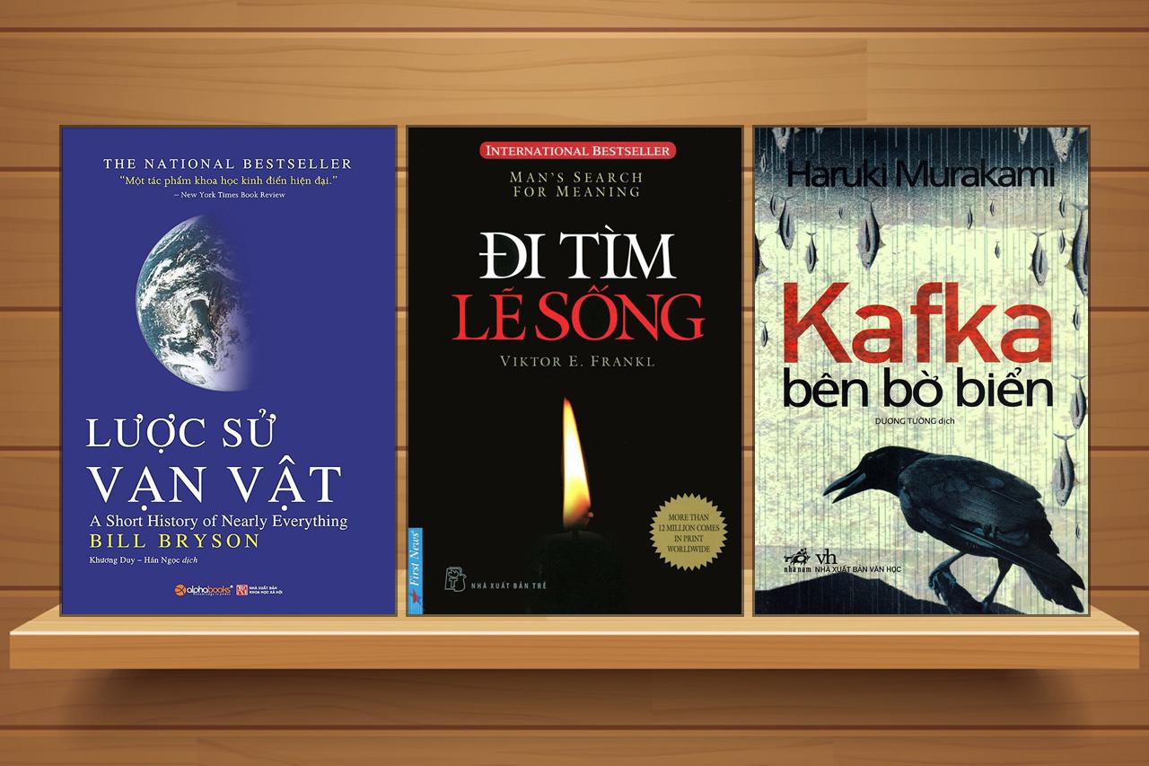 35 cuốn sách nên đọc ít nhất một lần trong đời