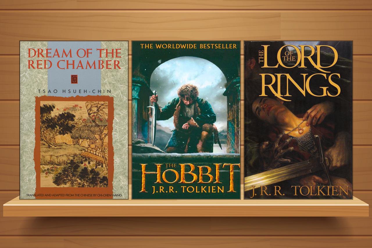 Những cuốn tiểu thuyết bán chạy nhất thế giới từ trước tới nay