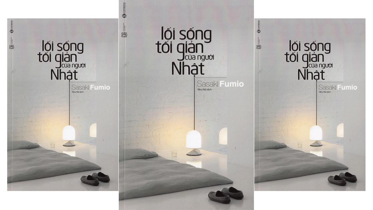 Loi song toi gian cua nguoi Nhat