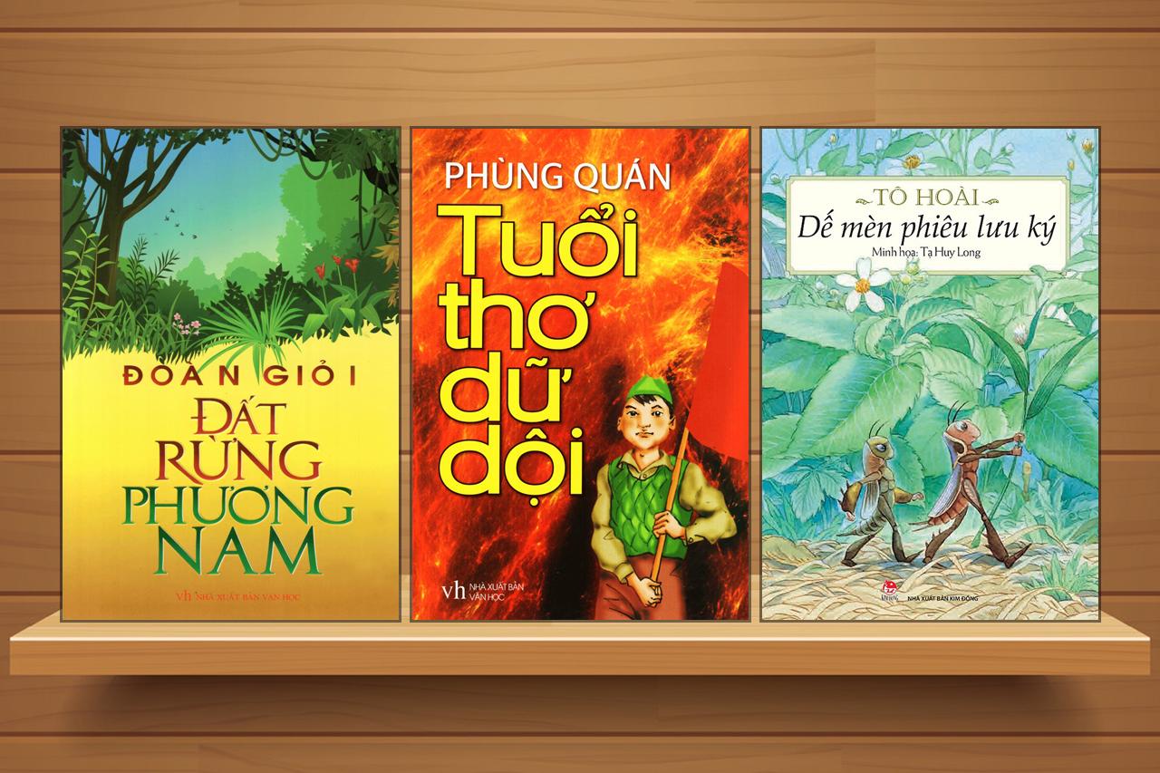 Những tác phẩm văn học hay nhất cho tuổi học trò