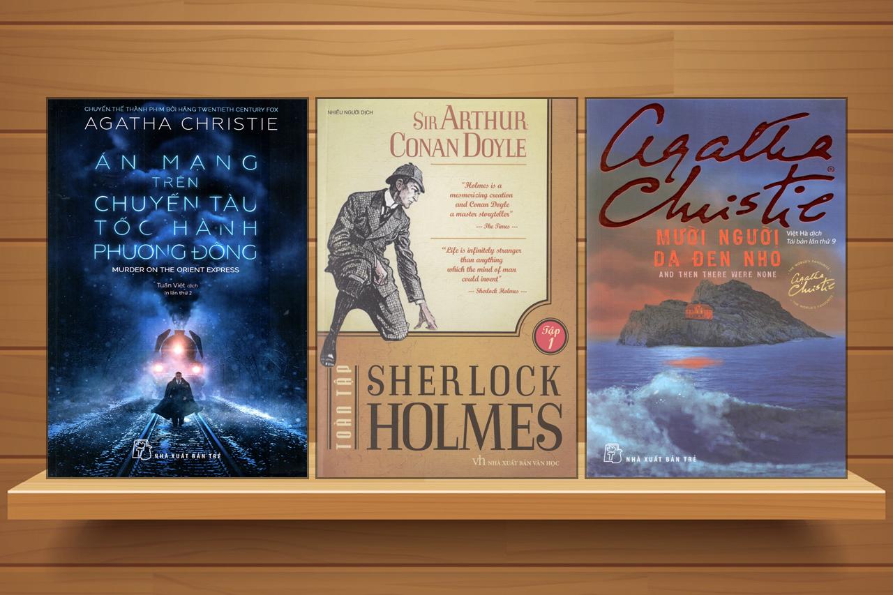 Những cuốn tiểu thuyết trinh thám hay nhất từ trước tới nay