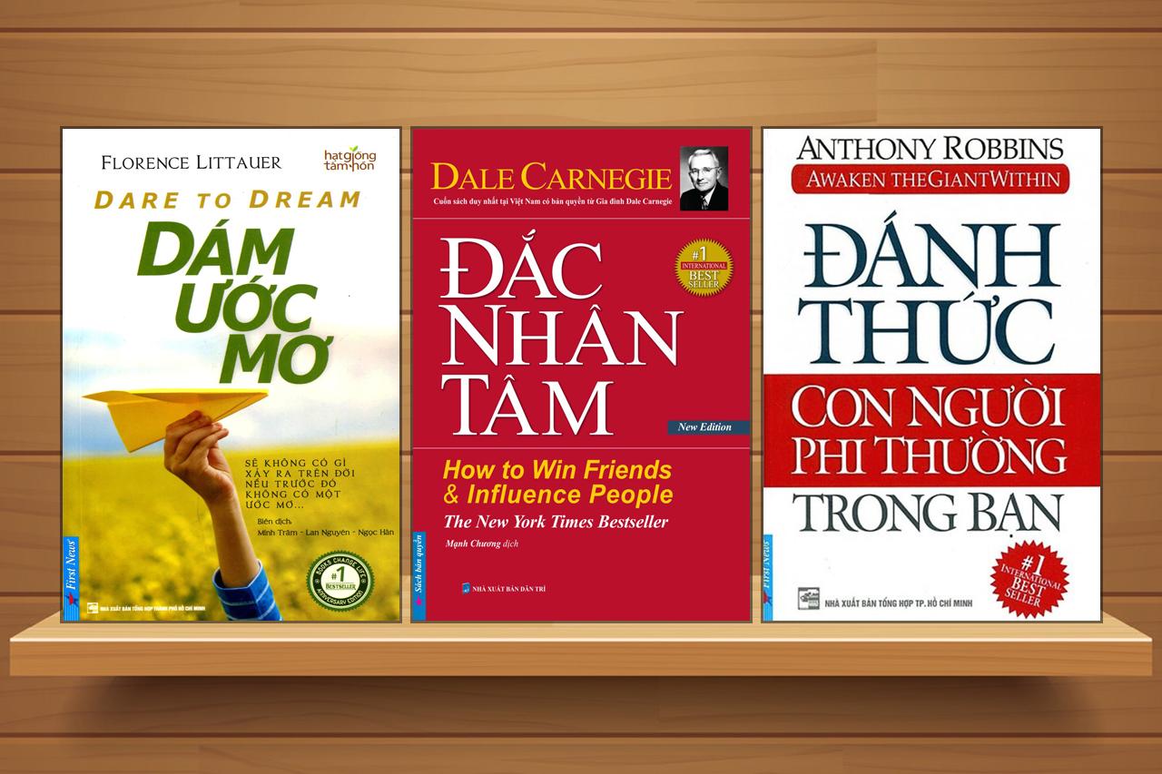 Những cuốn sách hay nhất về kỹ năng sống và truyền cảm hứng