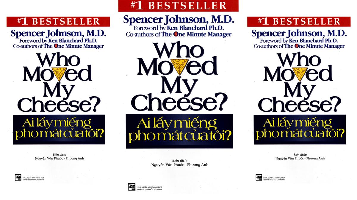 Tóm tắt & Review sách Ai lấy miếng pho mát của tôi – Spencer Johnson