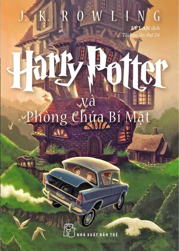 Tóm tắt & Review Harry Potter và phòng chứa bí mật – J. K. Rowling