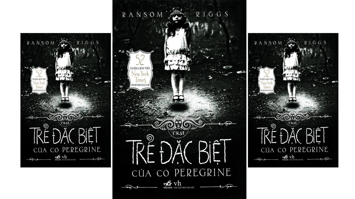 Tóm tắt & Review sách Trại trẻ đặc biệt của cô Peregrine – Ransom Riggs