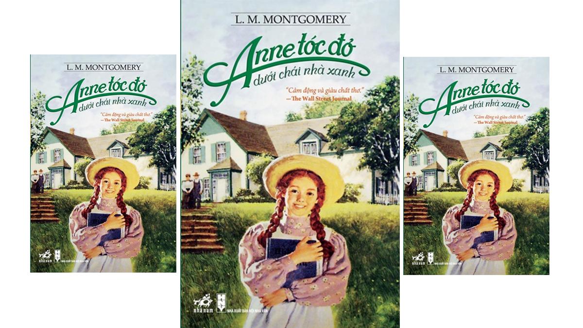 Tóm tắt & Review sách thiếu nhi Anne tóc đỏ dưới chái nhà xanh – L.M. Montgomery