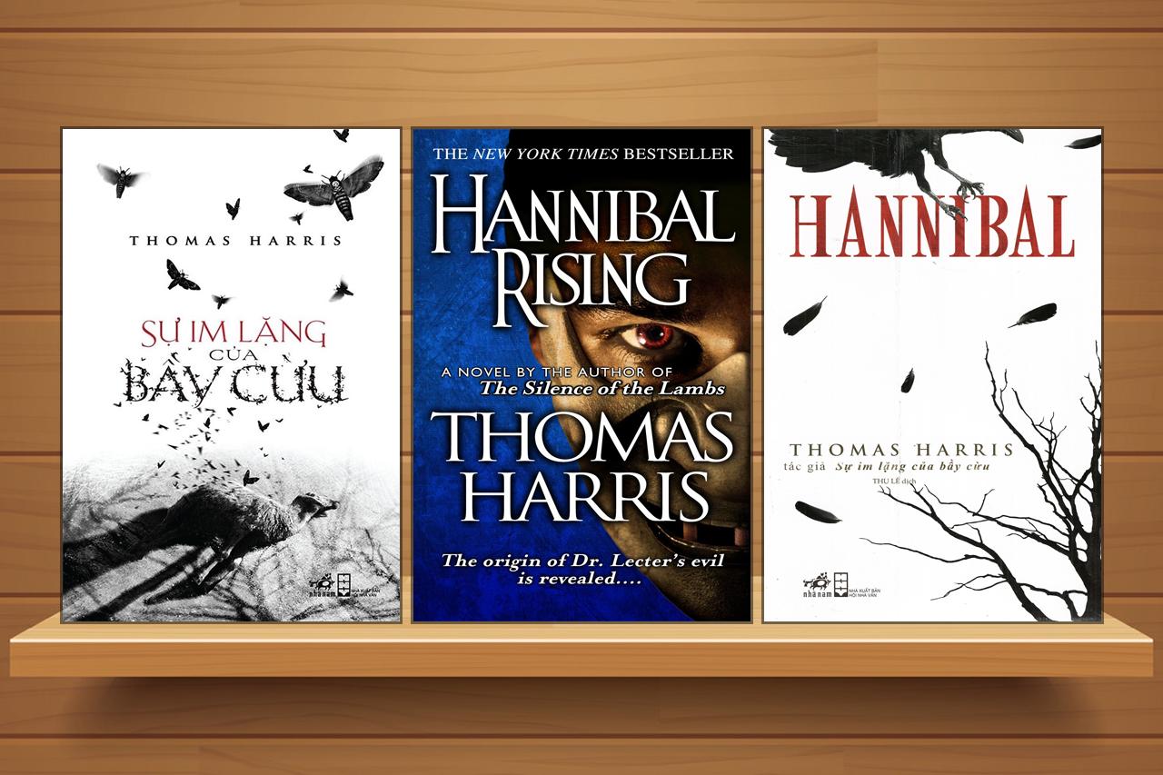 Những cuốn sách hay nhất của Thomas Harris