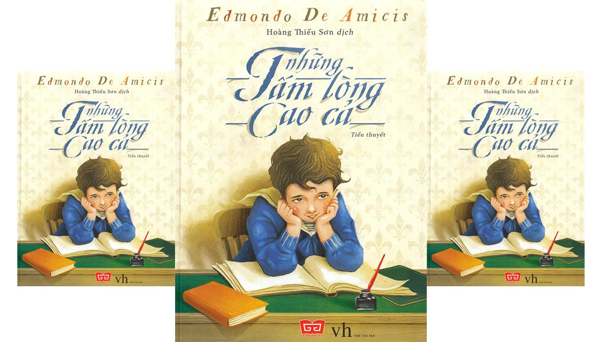 Tóm tắt & Review sách Những tấm lòng cao cả – Edmongdo De Amicis