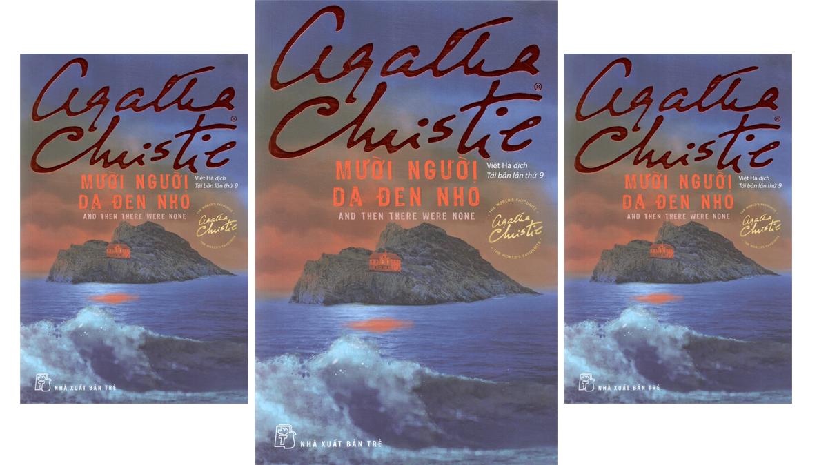Tóm tắt & Review Mười người da đen nhỏ – Agatha Christie