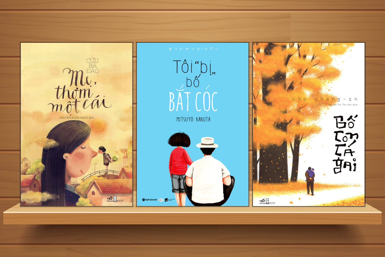 Những cuốn sách hay nhất về tình cảm gia đình