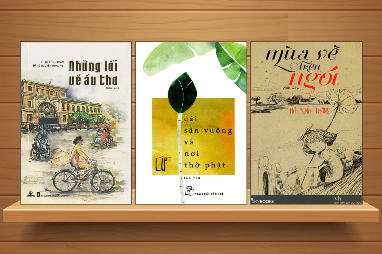 Những cuốn sách tùy bút, tản văn hay nhất