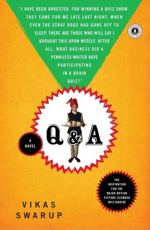 Q & A - tác giả Vikas Swarup