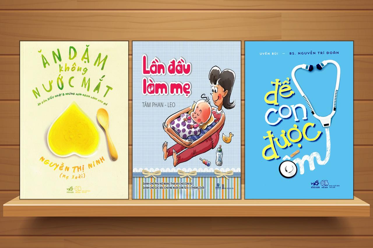 Những cuốn sách hay dành cho cha mẹ