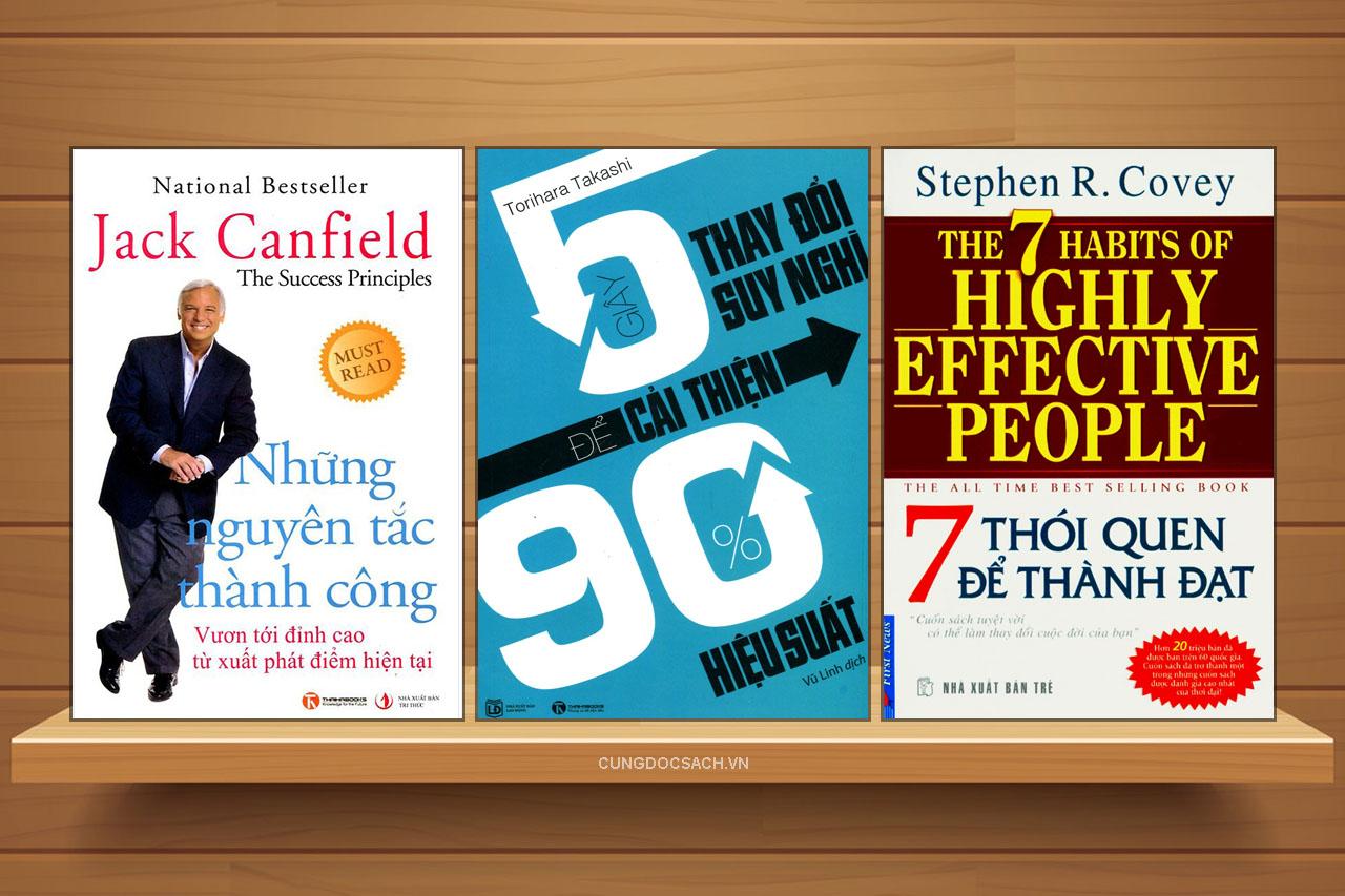 10 cuốn sách giúp bạn nâng cao kỹ năng làm việc hiệu quả