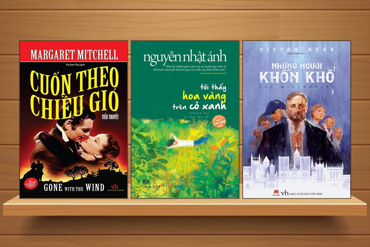 Những cuốn tiểu thuyết được chuyển thể thành phim thành công nhất