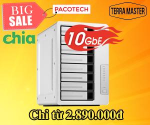 TerraMaster big sale