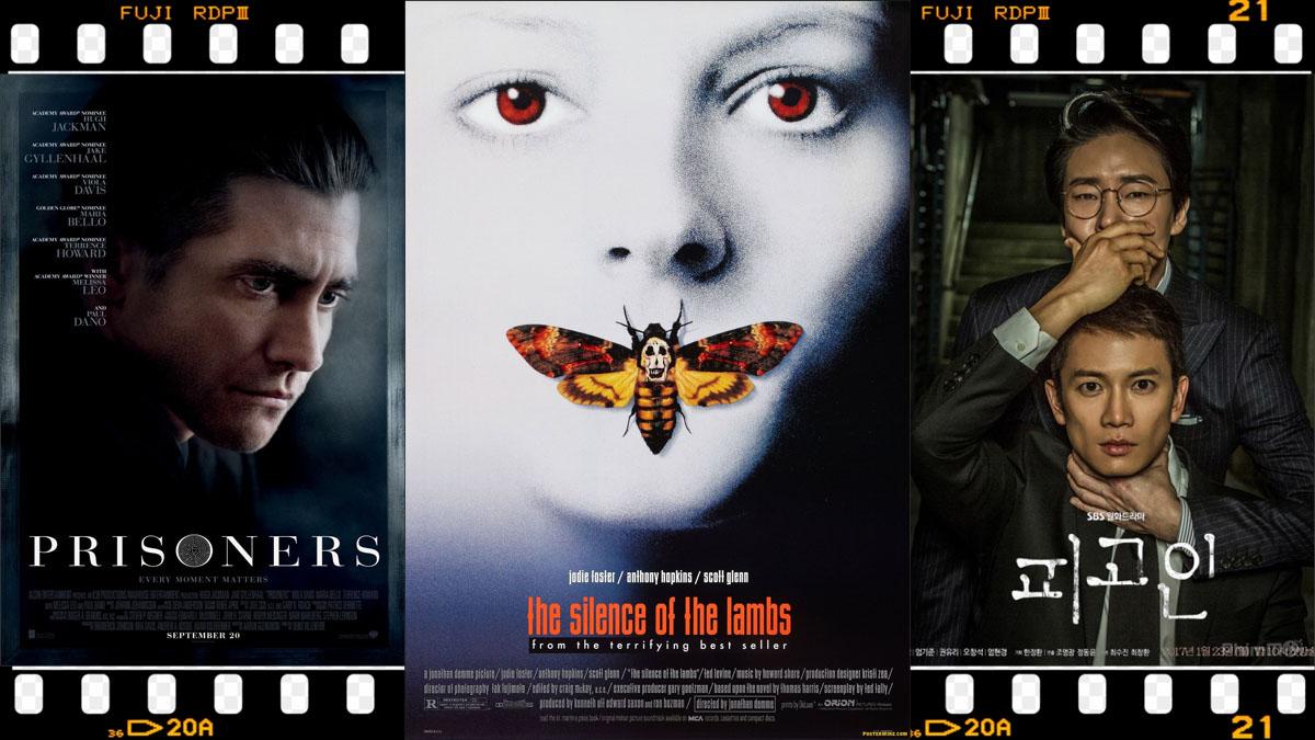 Tổng hợp những bộ phim trinh thám hay nhất trên thế giới