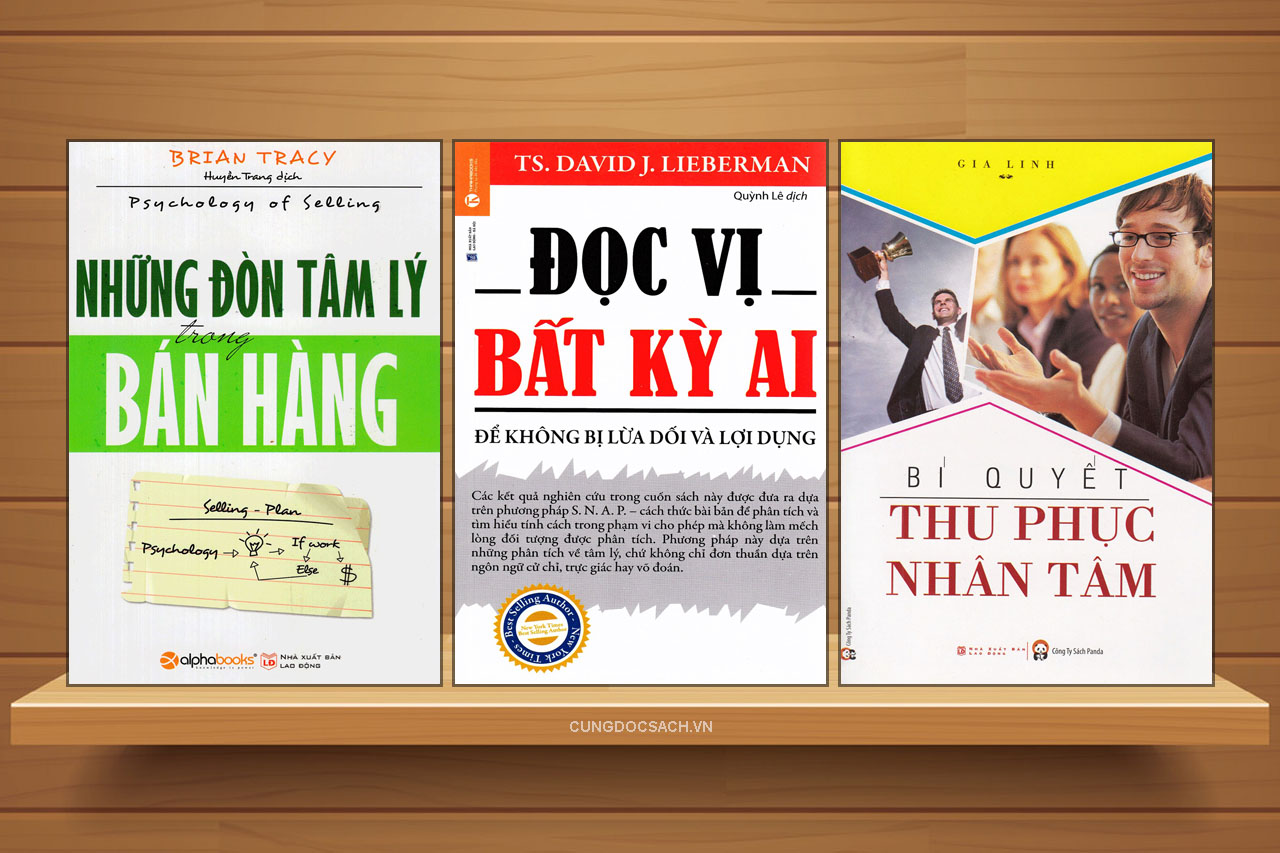 Những cuốn sách giúp bạn hiểu thấu tâm lý người khác