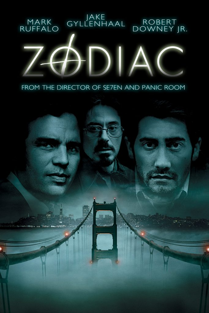Zodiac poster - David Fincher