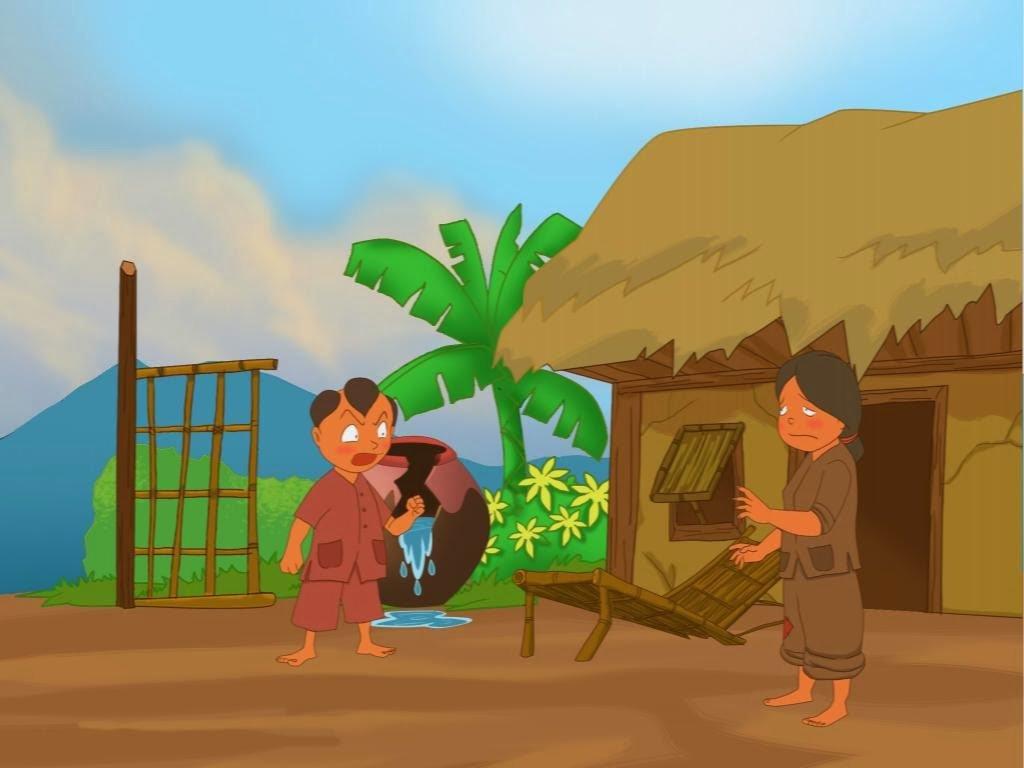 Sự tích cây vú sữa – Truyện cổ tích Việt Nam