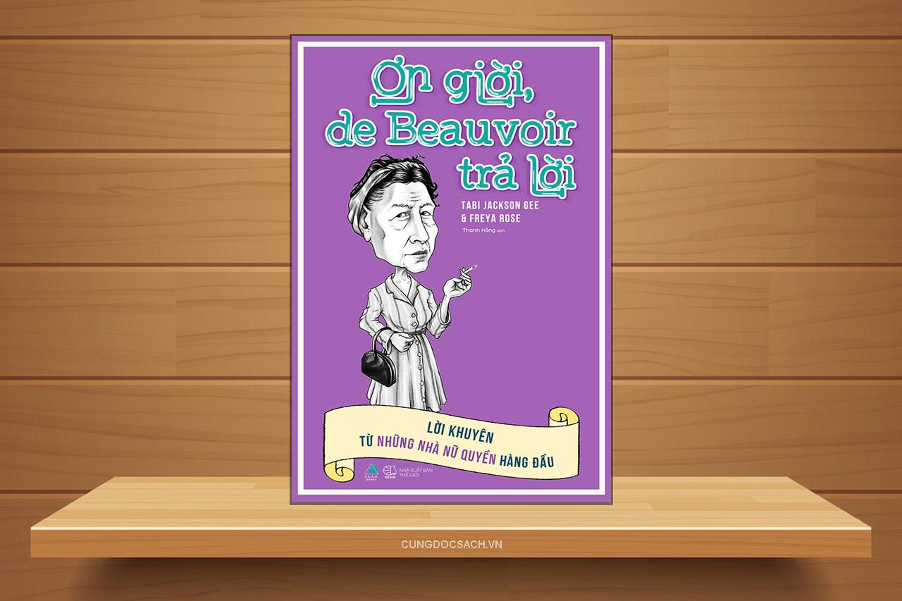 Tóm tắt & Review sách Ơn giời, De Beauvoir trả lời – Tabi Jackson Gee