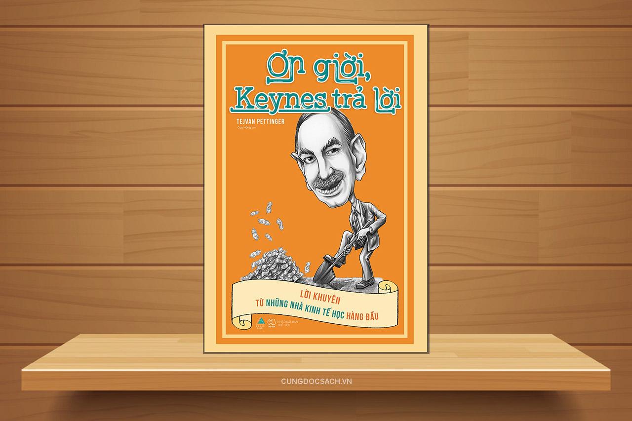 Tóm tắt & Review sách Ơn giời, Keynes trả lời – Tejvan Pettinger