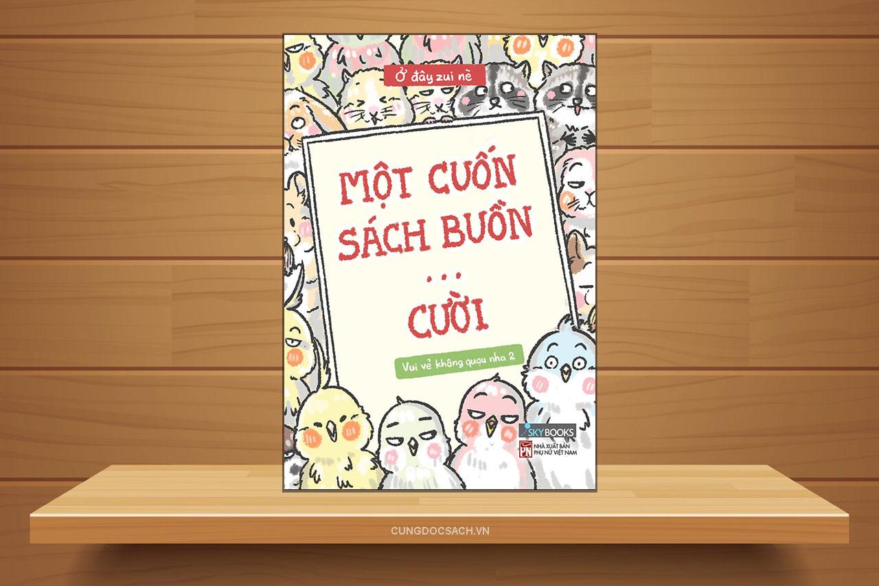 Một cuốn sách buồn cười