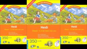 Heidi Cô bé trên núi cao
