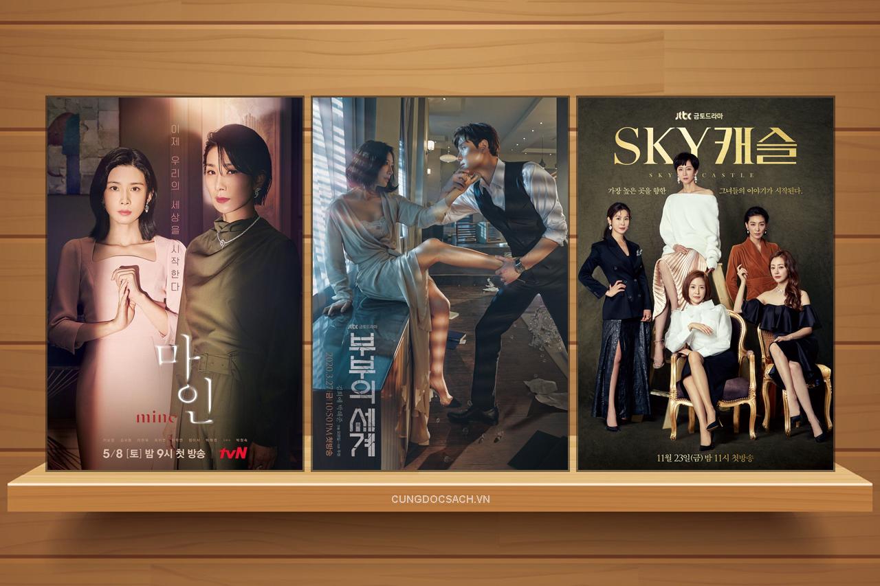 Phim thượng lưu Hàn Quốc hay nhất